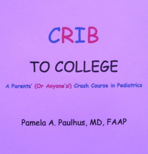 Final Cover, Crib To College - P.A. Paulhus - 1.01.13